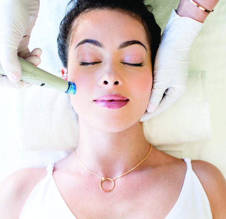 Link to HydraFacial